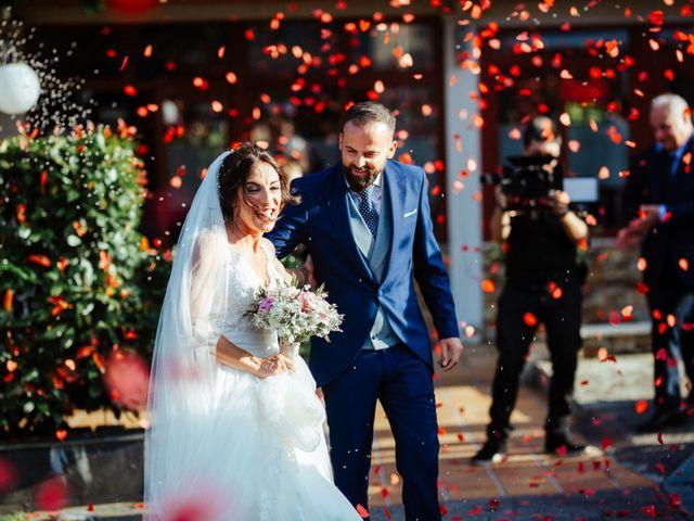 La boda de Jorge y Fany en Santiago De Compostela, A Coruña 117