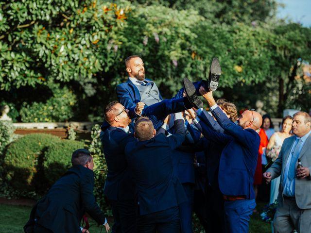 La boda de Jorge y Fany en Santiago De Compostela, A Coruña 121