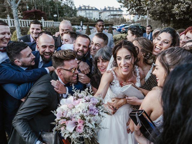 La boda de Jorge y Fany en Santiago De Compostela, A Coruña 131