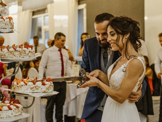 La boda de Jorge y Fany en Santiago De Compostela, A Coruña 177