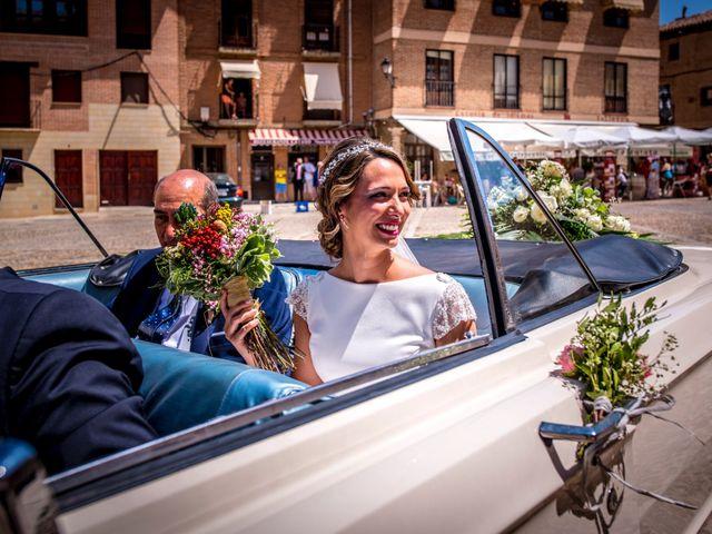La boda de Sofía y Javier en Toro, Zamora 12