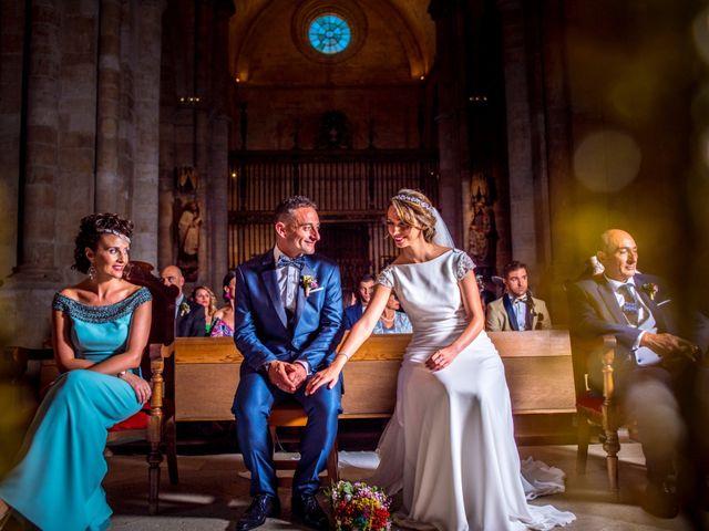 La boda de Sofía y Javier en Toro, Zamora 15