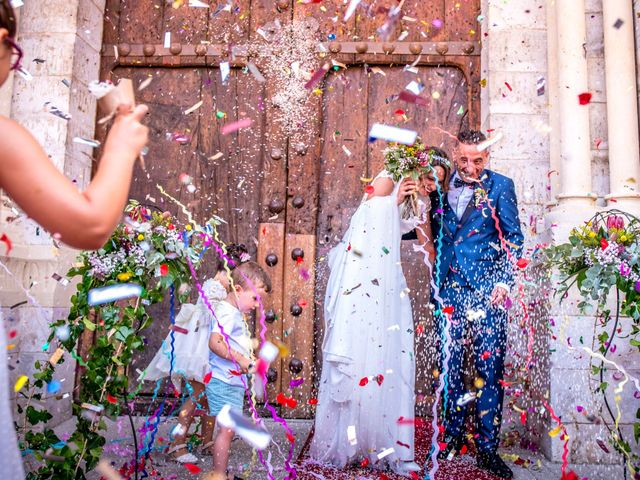 La boda de Sofía y Javier en Toro, Zamora 17