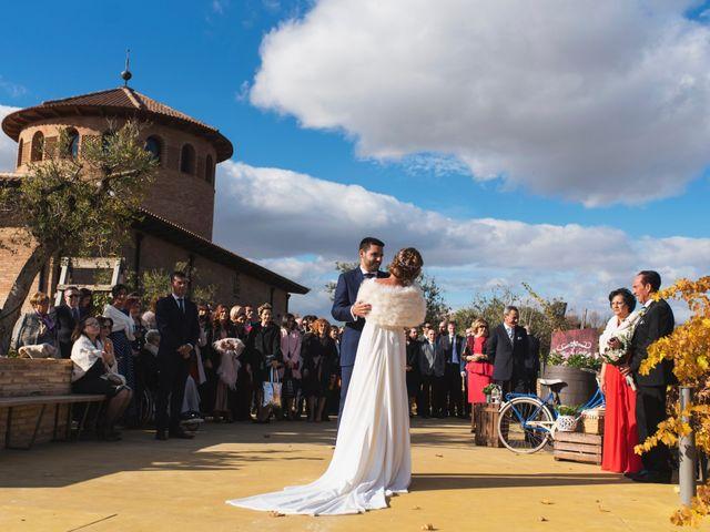 La boda de Sergio y Silvia en Zaragoza, Zaragoza 10