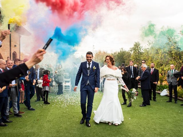 La boda de Sergio y Silvia en Zaragoza, Zaragoza 22