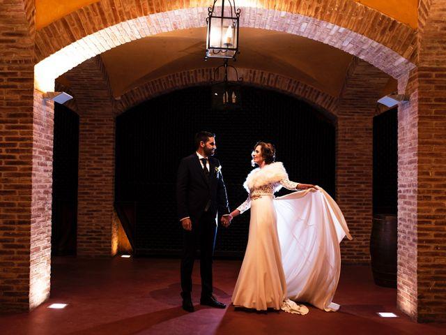 La boda de Sergio y Silvia en Zaragoza, Zaragoza 28