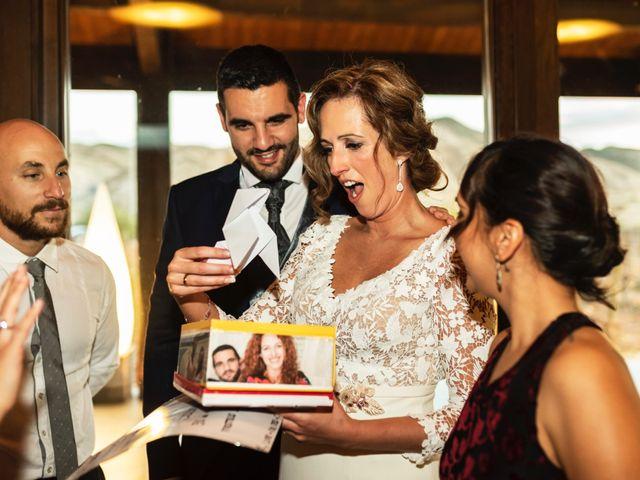 La boda de Sergio y Silvia en Zaragoza, Zaragoza 43