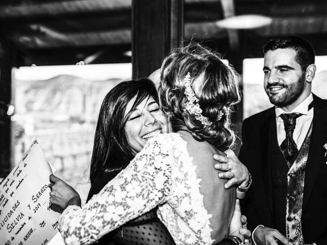 La boda de Sergio y Silvia en Zaragoza, Zaragoza 44