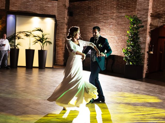 La boda de Sergio y Silvia en Zaragoza, Zaragoza 48