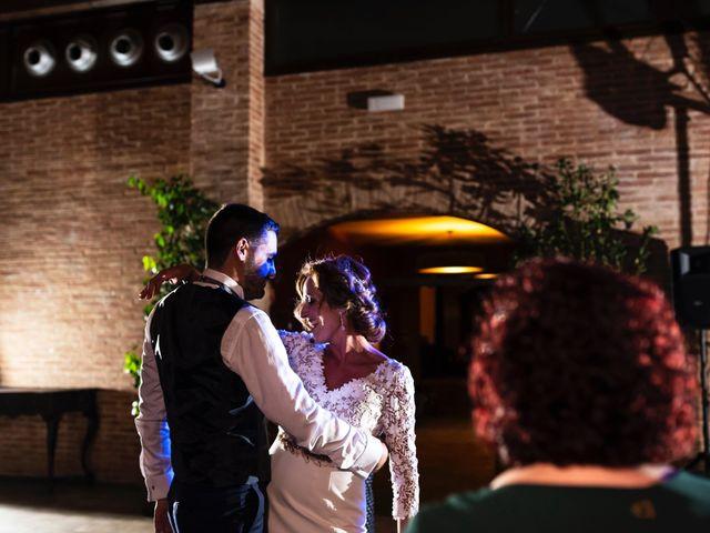 La boda de Sergio y Silvia en Zaragoza, Zaragoza 50