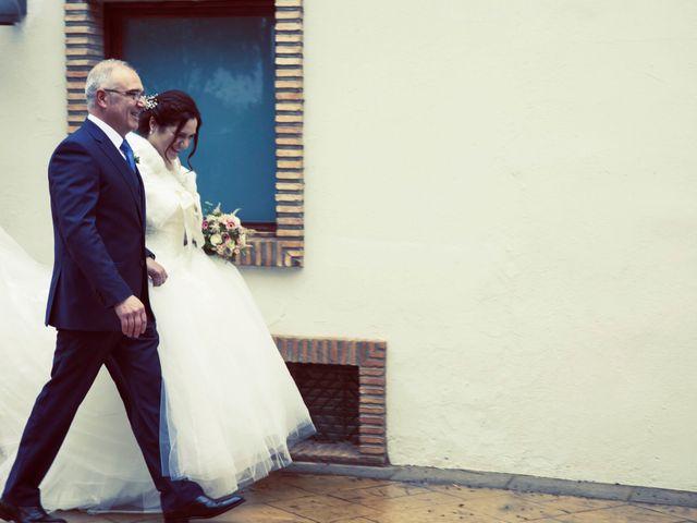 La boda de Antonio y Rosa en El Palmar, Alicante 5