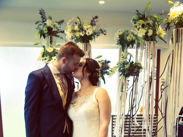 La boda de Antonio y Rosa en El Palmar, Alicante 8