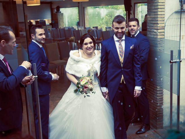 La boda de Antonio y Rosa en El Palmar, Alicante 9