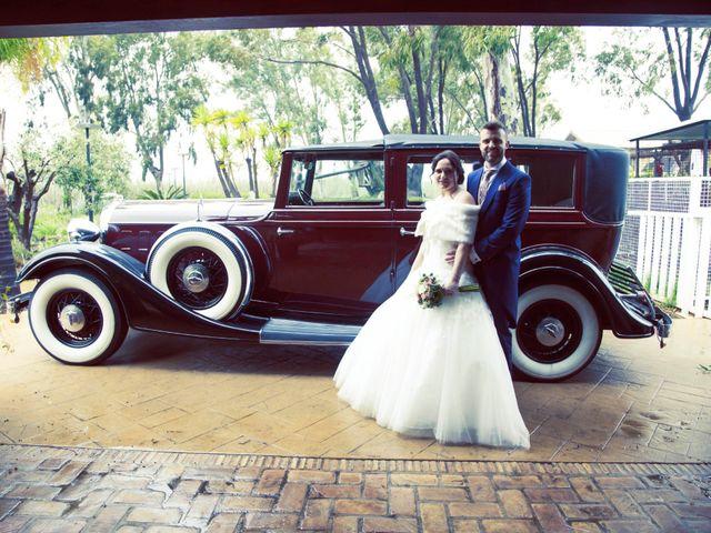 La boda de Antonio y Rosa en El Palmar, Alicante 11