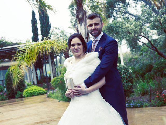 La boda de Antonio y Rosa en El Palmar, Alicante 13
