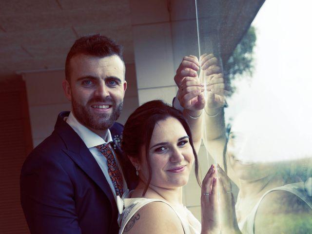 La boda de Antonio y Rosa en El Palmar, Alicante 1