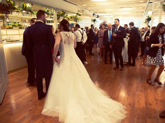 La boda de Antonio y Rosa en El Palmar, Alicante 16