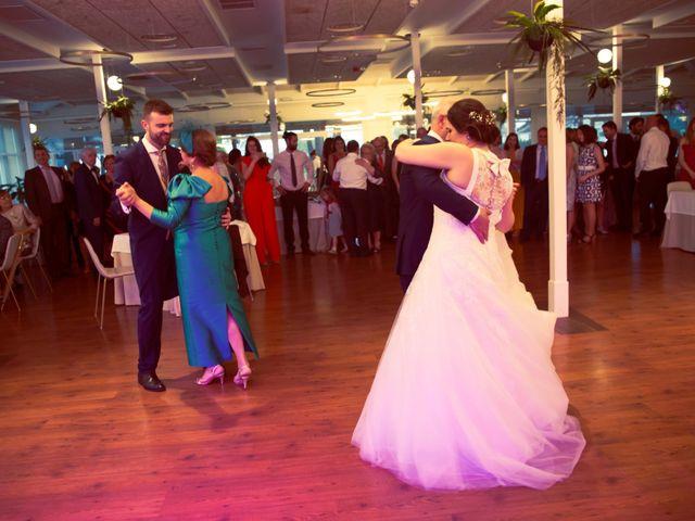 La boda de Antonio y Rosa en El Palmar, Alicante 21