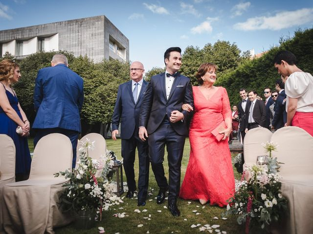 La boda de Gonzalo y Adriana en Santiago De Compostela, A Coruña 21