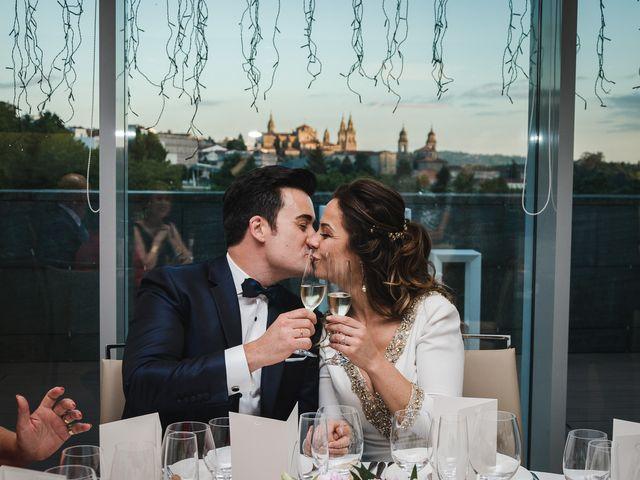 La boda de Gonzalo y Adriana en Santiago De Compostela, A Coruña 45