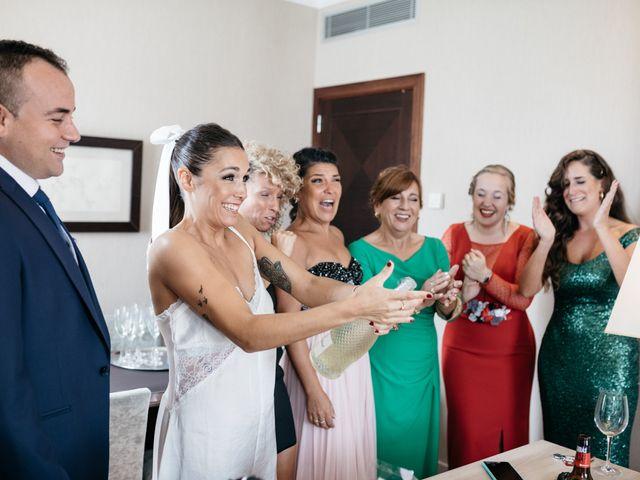 La boda de Gon y Pau en Cesuras, A Coruña 2
