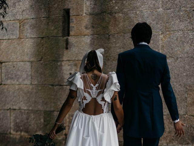 La boda de Gon y Pau en Cesuras, A Coruña 13