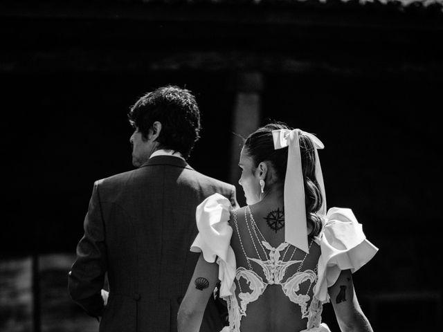 La boda de Gon y Pau en Cesuras, A Coruña 19