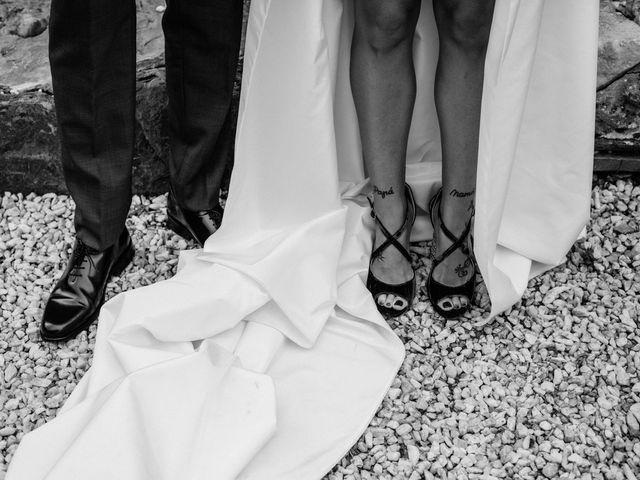 La boda de Gon y Pau en Cesuras, A Coruña 20