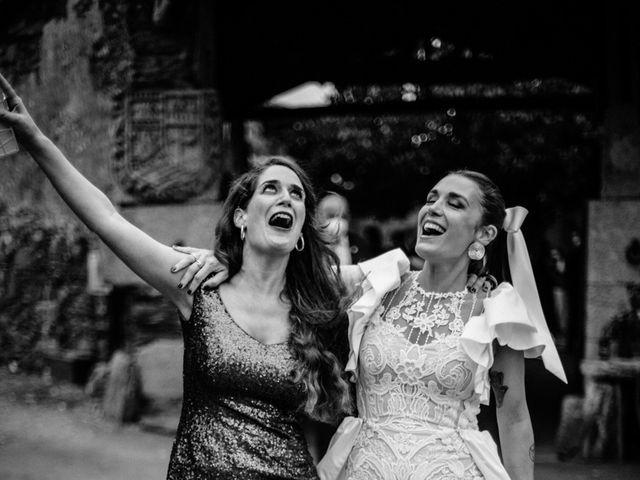 La boda de Gon y Pau en Cesuras, A Coruña 22