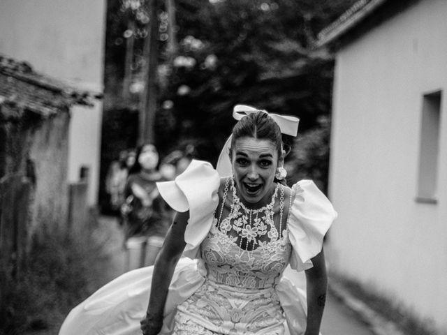 La boda de Gon y Pau en Cesuras, A Coruña 23