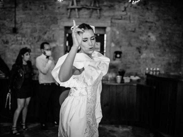 La boda de Gon y Pau en Cesuras, A Coruña 25