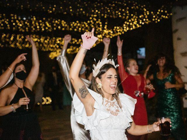 La boda de Gon y Pau en Cesuras, A Coruña 27