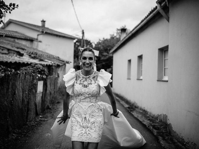 La boda de Gon y Pau en Cesuras, A Coruña 28