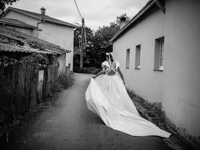 La boda de Gon y Pau en Cesuras, A Coruña 29