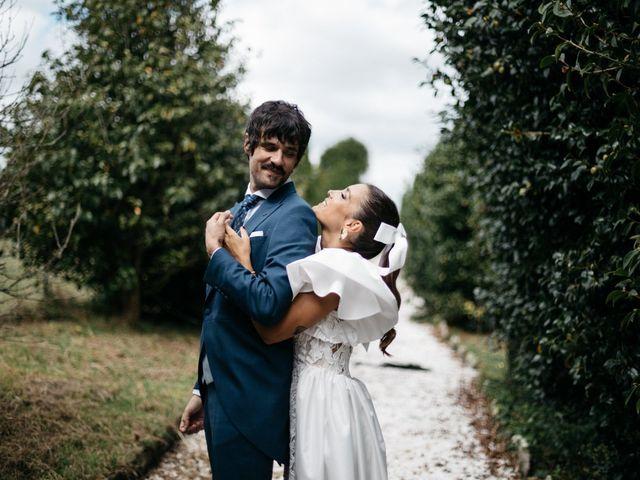 La boda de Gon y Pau en Cesuras, A Coruña 32