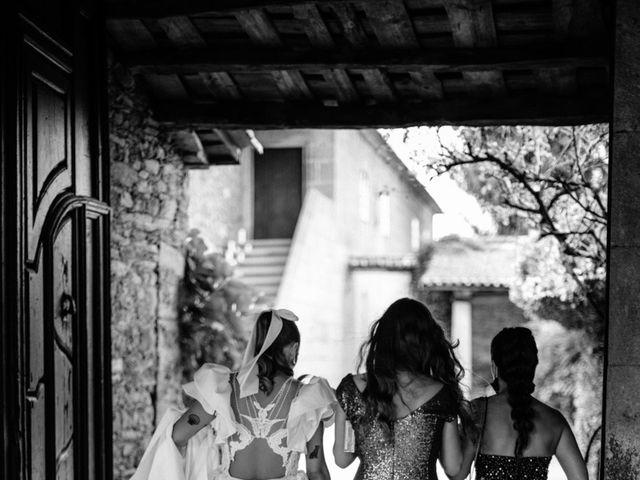 La boda de Gon y Pau en Cesuras, A Coruña 39