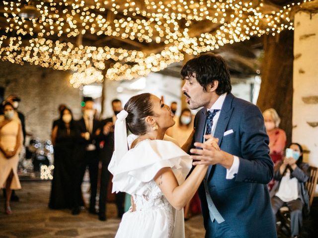 La boda de Gon y Pau en Cesuras, A Coruña 40