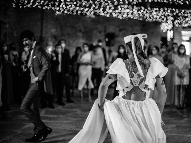 La boda de Gon y Pau en Cesuras, A Coruña 42