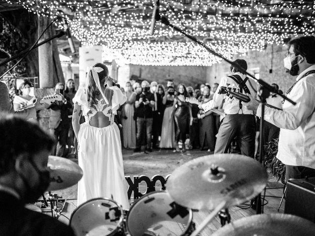 La boda de Gon y Pau en Cesuras, A Coruña 46