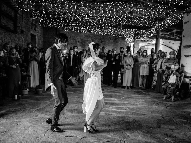 La boda de Gon y Pau en Cesuras, A Coruña 49