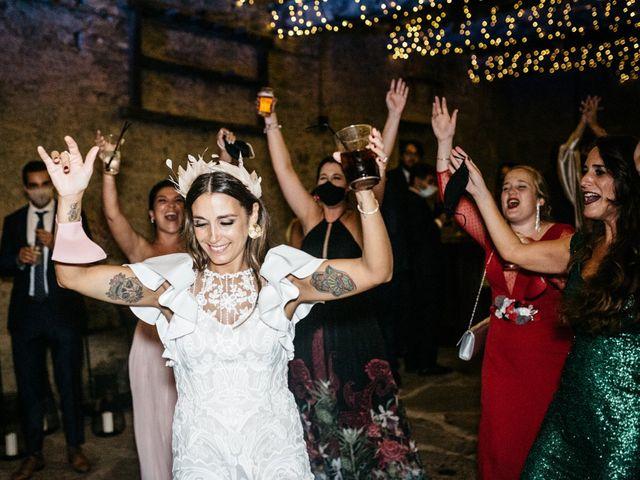 La boda de Gon y Pau en Cesuras, A Coruña 51