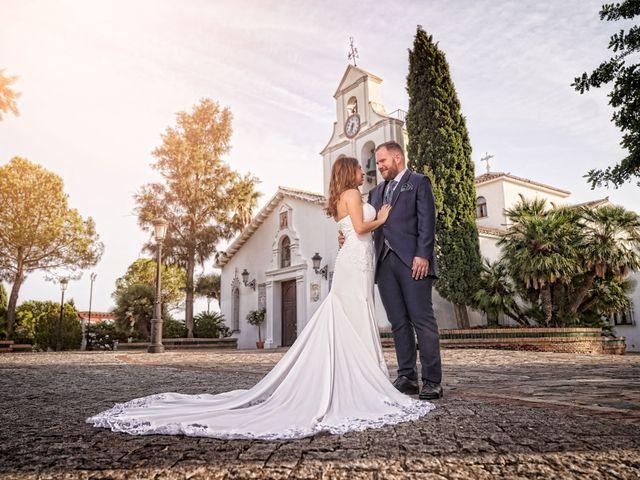 La boda de Juan José y Estrella en Alhaurin El Grande, Málaga 1