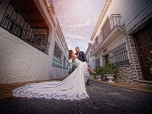 La boda de Juan José y Estrella en Alhaurin El Grande, Málaga 9