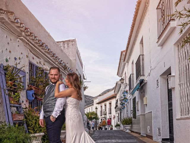 La boda de Juan José y Estrella en Alhaurin El Grande, Málaga 10