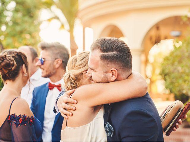 La boda de Juan José y Estrella en Alhaurin El Grande, Málaga 27