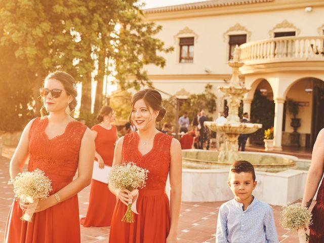 La boda de Juan José y Estrella en Alhaurin El Grande, Málaga 29