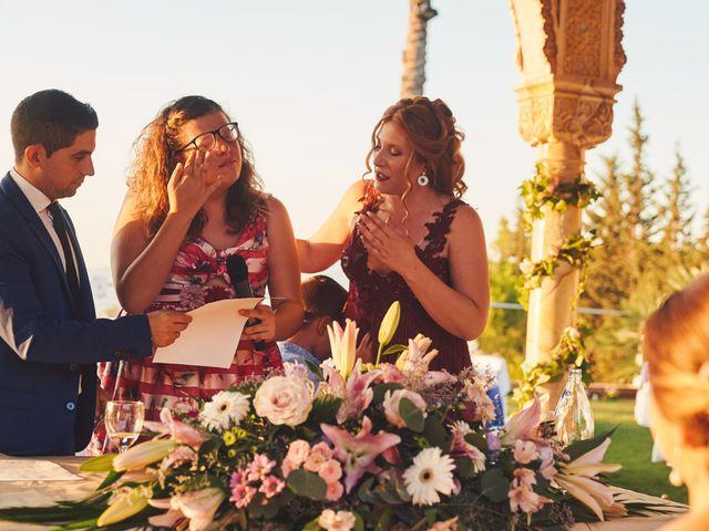 La boda de Juan José y Estrella en Alhaurin El Grande, Málaga 41