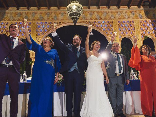 La boda de Juan José y Estrella en Alhaurin El Grande, Málaga 47