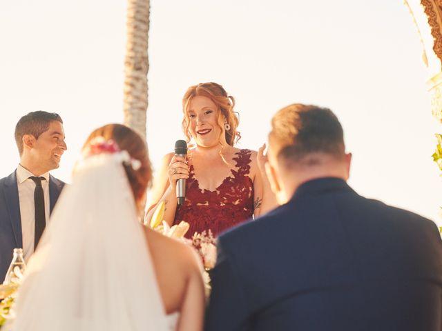 La boda de Juan José y Estrella en Alhaurin El Grande, Málaga 63
