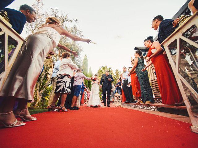 La boda de Juan José y Estrella en Alhaurin El Grande, Málaga 71